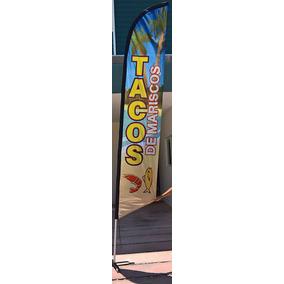 Tacos De Mariscos Solo Bandera