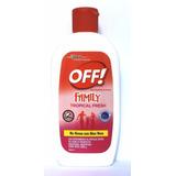 Off Family Tropical Fresh Crema X 200 Gr Repelente Insectos