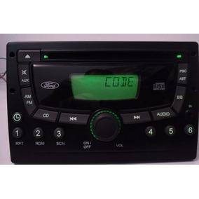 Desbloqueio Codigo Radio Ford Todos Os Modelos Pelo Nº Serie