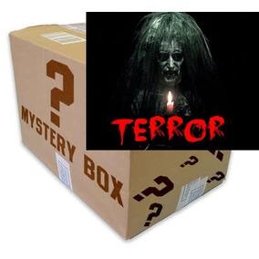Caixa Misteriosa Mystery Box Surpresa Terror Horror Thriller