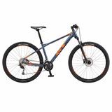 Bicicleta Gt Avalanche Comp Bls 2018