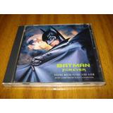 Cd Soundtrack Pelicula Batman Forever (nuevo Y Sellado) Usa