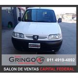 Peugeot Partner Furgon 2006 Excelente Estado!! Oportunidad!!