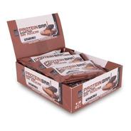 Barras De Proteína Sin Azúcar Protein Bar Caja X 12 Unidades