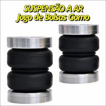 Par De Bolsa Gomo 8mm E 10mm - Fiat Uno 2006