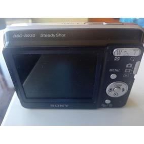 Vendo Excelente Camara Sony Cibershot Dsc S-9300..poco Uso..