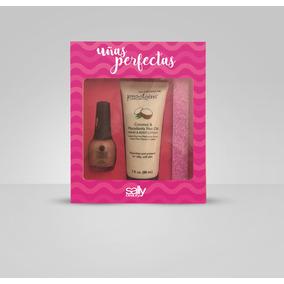 Pack #1: Crema De Manos Proclaim/esmalte Fp/lima Uñas (3un)