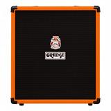 Combo Orange Crush Bass Para Bajo Eléctrico 50w 1x12 Naranja