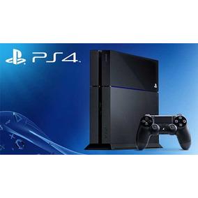 Playstation 4 500gb Play 4 Ps4 Sony 3d Bluray