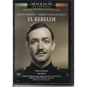 El Rebelde Jorge Negrete Pelicula Dvd