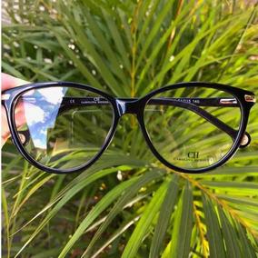 Armações Para Óculos De Grau Feminino Carolina Herrera + B