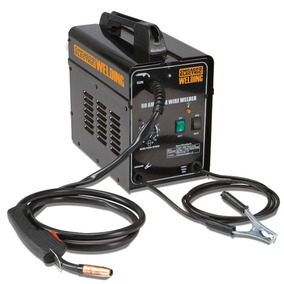 Maquina De Soldar Electrica 125amp Fluxwelder