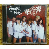 Rbd Rebelde Greatest Hits - Original - Novo