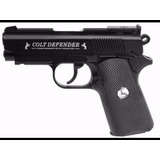 Pistola Co2 Umarex Colt Defender Full Metal Balin Acero Jam