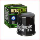 Filtro Óleo Hiflo Hf303 Honda Cbr 1100 Xx Super Black Bird