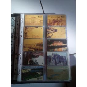 230 Cartões Telefonicos Variados Telebras,telemar,teleceara