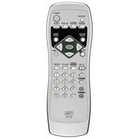 Controle Remoto Tv De Plasma Gradiente Plt 4230 / Cr-p42