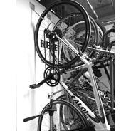 Suporte De Bike Vertical Gancho Pendurar Bicicleta Parede