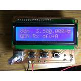 Oscilador Generador De Frecuencia Variable Dds/ofv 0 A 40mhz