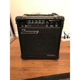 Amplificador De Bajo Ibanez Soundwave 20w