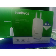 Roteador Intelbras C/check-in No Facebook Hotspot 300 Wifi