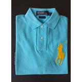 Camisetas Tipo Polo Big Pony Ralph Lauren