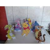 Ursinho Pooh - 12 Display Display De Mesa De 15 A 20 Cm