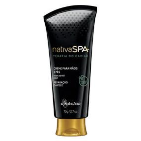 Nativa Spa Creme Hidratante Para Mãos E Pés Reparador Terapi