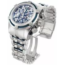 Relógio Invicta 13751 Reserve Bolt Zeus 12763 Skeleton 13757