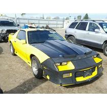 Chevrolet Camaro 1988-1992: Molduras Spoliers Y Piezas
