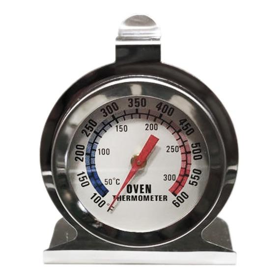 Termometro Cocina Para Horno De Acero Inoxidable Calidad !!