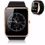 Smartwatch Gt08 Reloj Inteligente Cámara - Envío Gratis