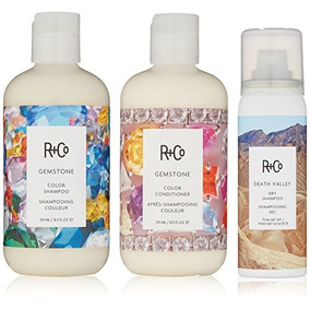 R+co Treasure Shampoo And Conditioner Set