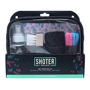 Travel Set Shoter - Limpiador De Zapatos Y Zapatillas