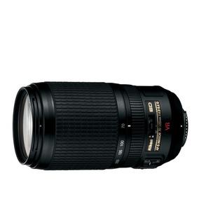 Lente Telefoto Af-s Vr Zoom-nikkor 70-300mm F/4.5-5.6g Nikon