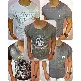 Camiseta John Ck Sergio K Osklen A|x Original Masculina
