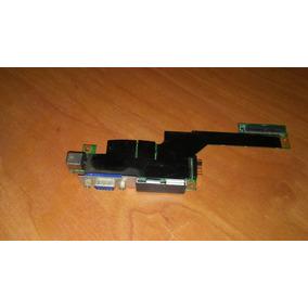 Conector Monitor Repuestos De Laptop Siragon Nb 2050/ 3050