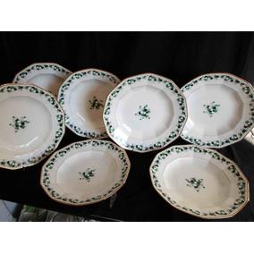 platos hondos de diseo en porcelana francesa de limoges