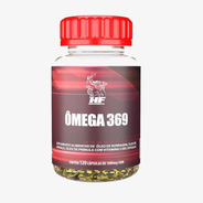 Omega 3-6-9 1000mg 120cps Baixa Colesterol
