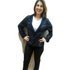 Chaqueta Cuero Joana Reversible Excelente!!! Guns Leather