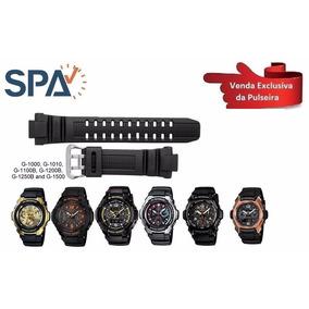 930fb024871 Relogio Casio G 1500b 5 Cobre Solar Crono Timer 5 Alarmes - Relógios ...