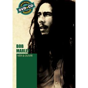 Dvd Bob Marley - Ver & Ouvir (dvd + Cd)