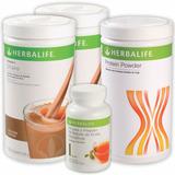Kit Herbalife 2 Shake, Chá Verde 100g E Proteina 480g