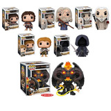 Señor De Los Anillos Lord Of The Rings Funko Pop Set 6 Fig