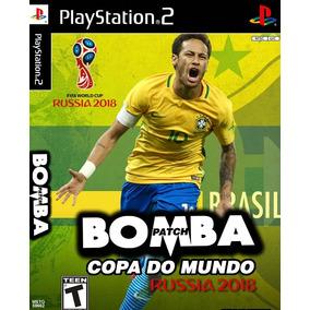 Bomba Patch Copa Do Mundo18 + Brind Bomba Patch A-b-c-d