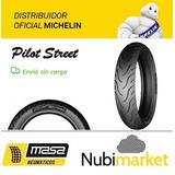 Cubierta Michelin 70/90-17 38s Pilot Street Tt Nubimarket