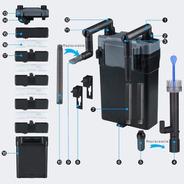 Sunsun Mini-canister Hang-o Hbl801 110v