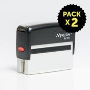 Nykon 25 (17x76mm) Pack X 2 . Sellos Por Mayor