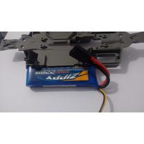Bateria Lipo Zippy 2s 2200mah 30c E Revo1/16 Revinho Traxas