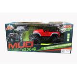 Campero 4x4 Mud Control Remoto Zc Drives Carro 333-mud-14b